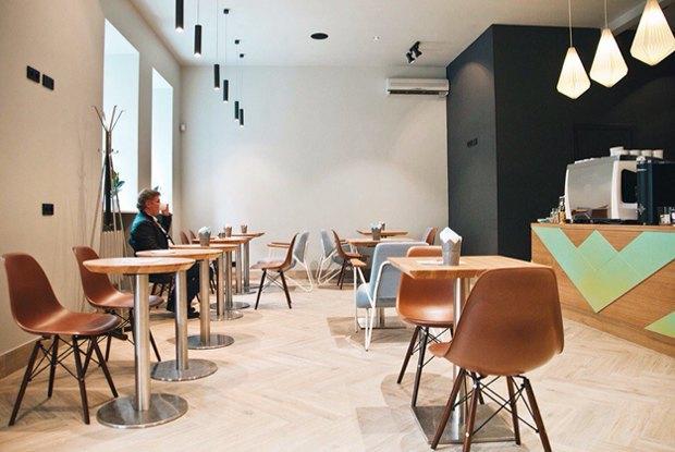 14кафе, баров иресторанов сентября. Изображение № 13.