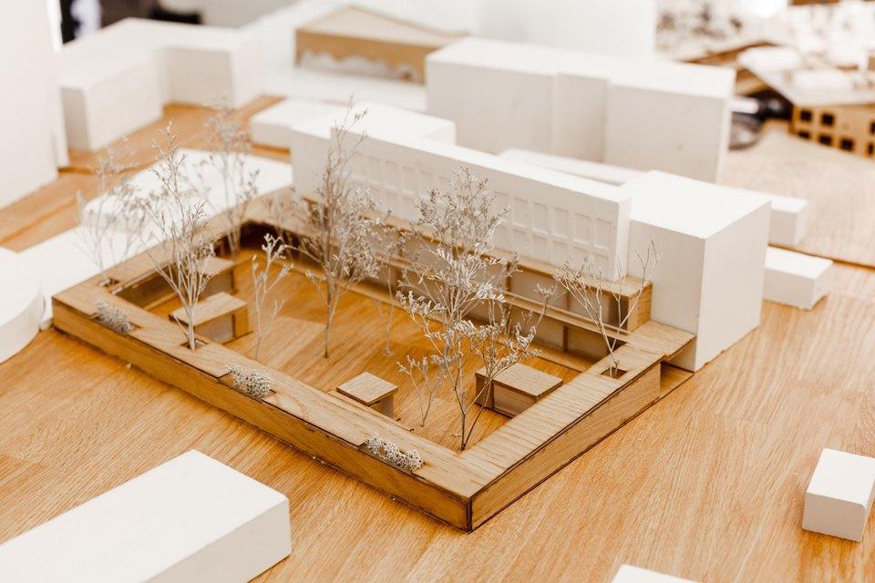 Архитекторы Kleinewelt Architekten: «ДомНаркомфина будет открыт для всех». Изображение № 28.