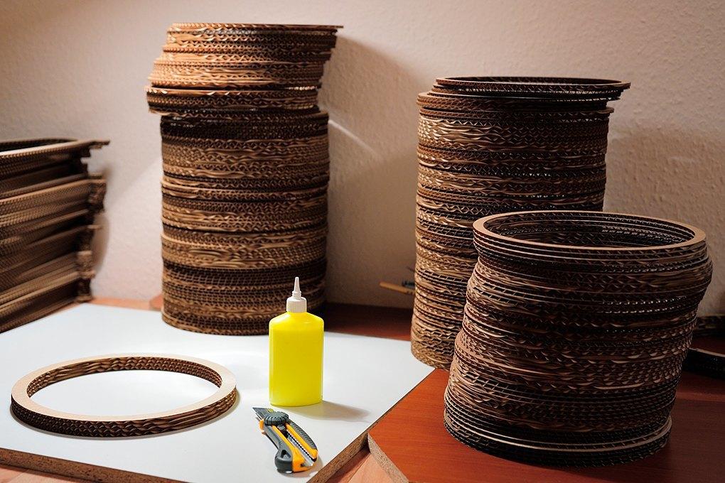 Wishnya: Зачем производитель стройматериалов стал делать картонную мебель. Изображение № 5.