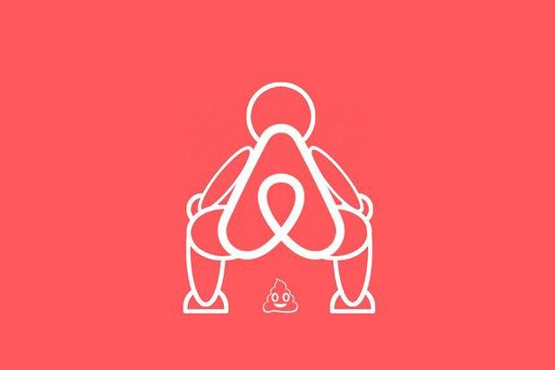 Интимное место: Почему двусмысленный логотип Airbnb — это выгодно. Изображение № 6.