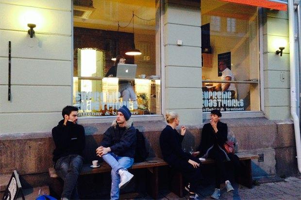 Где пить кофе вОсло. Изображение № 12.