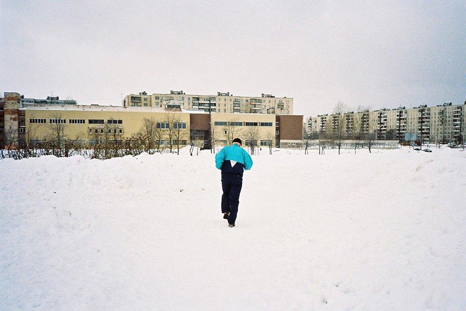 На районе: Фрунзенский глазами Александра Бондаря. Изображение №5.