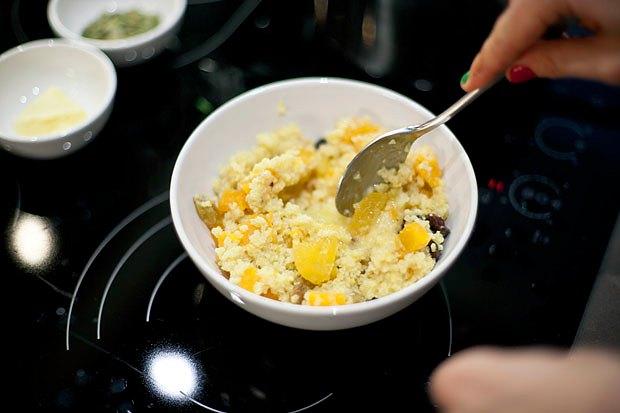 Шеф дома: Ростбиф-салат и тыквенная каша Мириам Сехон. Изображение № 90.