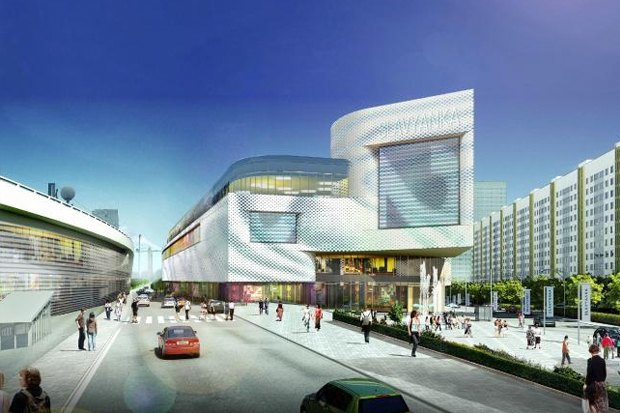 Торговые центры Москвы: 23 новых проекта. Изображение № 53.