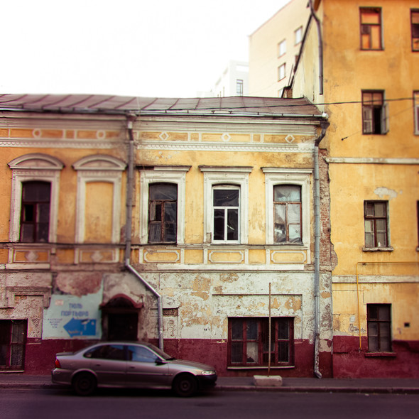 В зоне риска: Жилой дом в Большом Саввинском переулке. Изображение № 2.