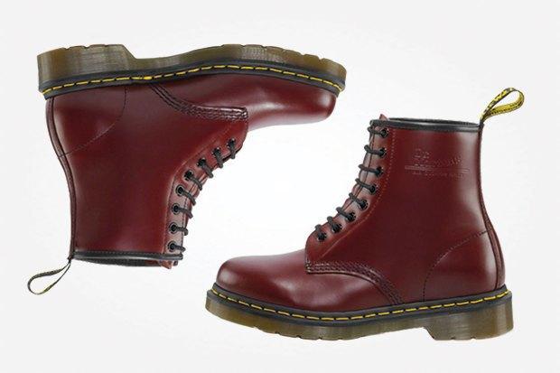 Лучше меньше (Петербург): Где покупать ботинки Dr. Martens. Изображение № 1.