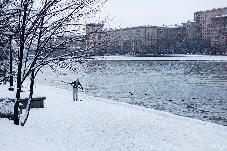 Фоторепортаж: Уличная еда взимней Москве. Изображение № 14.