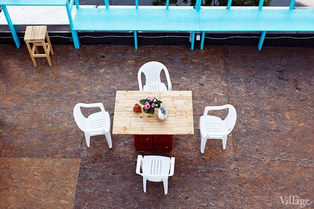 Новое место: Кафе «Крышабар». Изображение № 8.