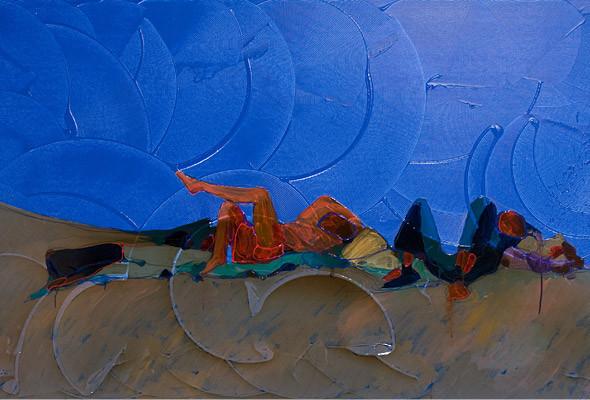 В Киеве пройдет выставка новых работ Оксаны Мась. Зображення № 1.