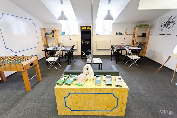 Офис недели (Петербург): Dange Design Studio. Изображение № 10.
