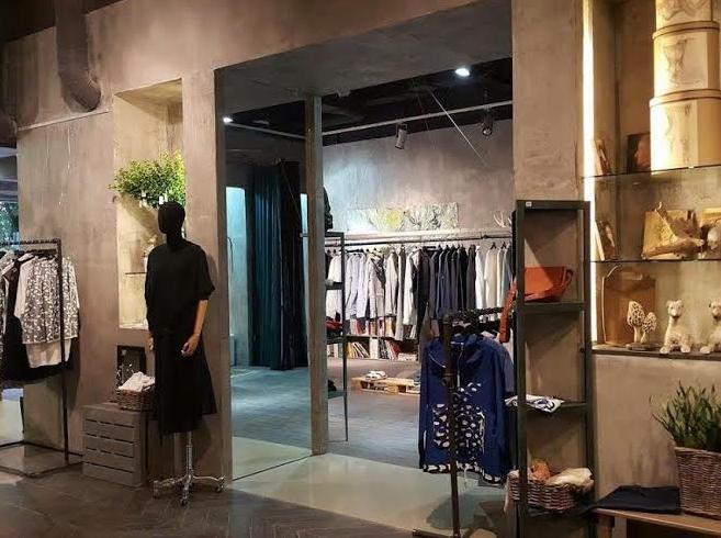 Магазин одежды японских и скандинавских дизайнеров Nebo переехал на Никитский бульвар. Изображение № 3.