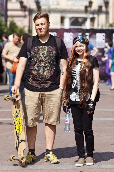 Люди в городе: Участники «Гик-парада» в Петербурге. Изображение №19.