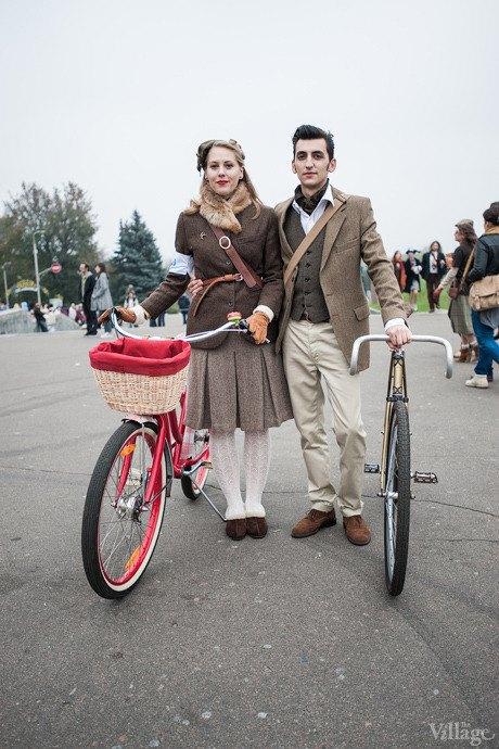 Second Time: В Киеве прошёл второй велокруиз в стиле ретро. Зображення № 61.