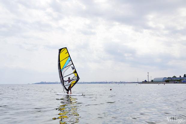 На воде: Виндсёрфинг, вейкбординг и дайвинг в Одессе. Зображення № 14.