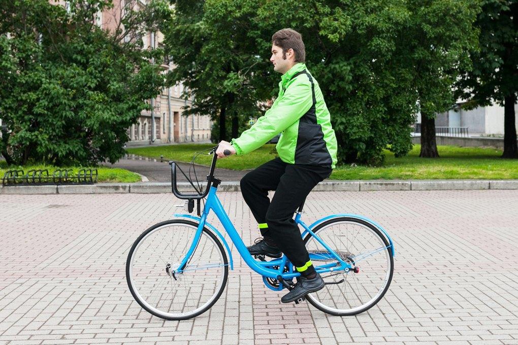 Тест-драйв велосипедов городского проката вПетербурге. Изображение № 9.
