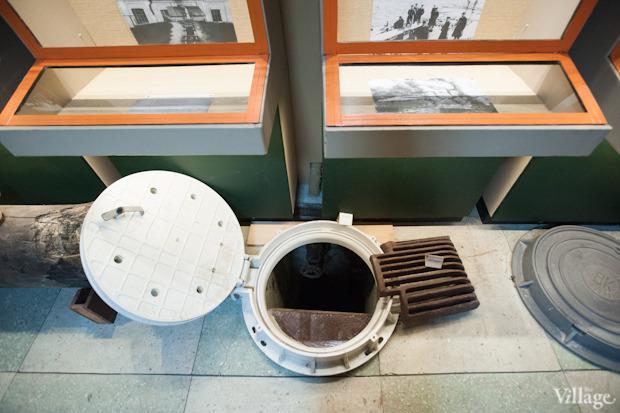 Дело труба: В Киеве открыли Музей канализации. Зображення № 11.