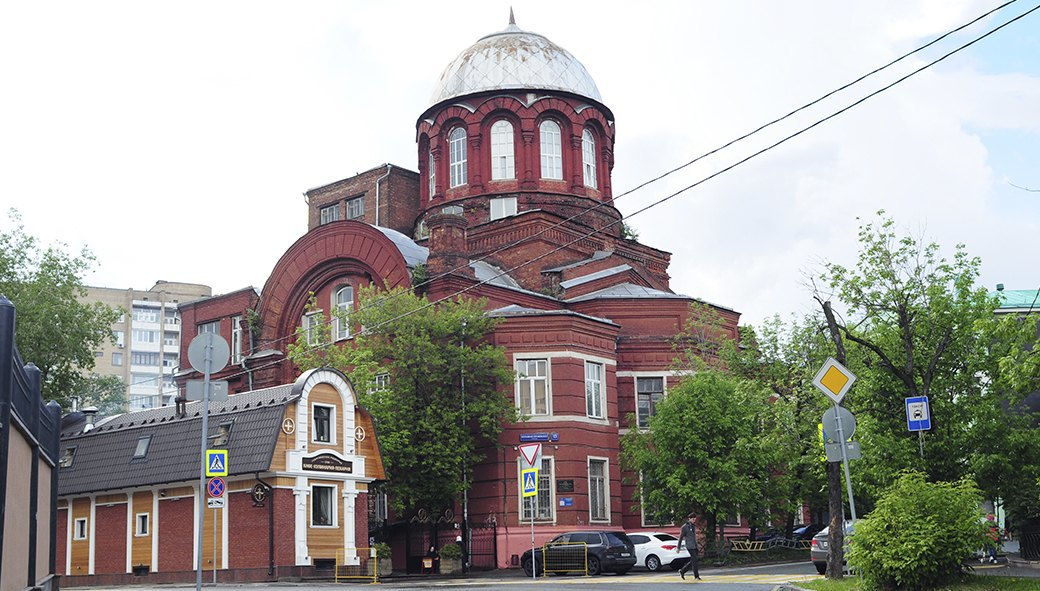 Территория Георгиевского подворья. Изображение № 32.