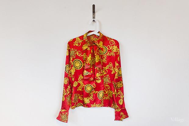 Блуза no name — 380 рублей. Изображение № 52.