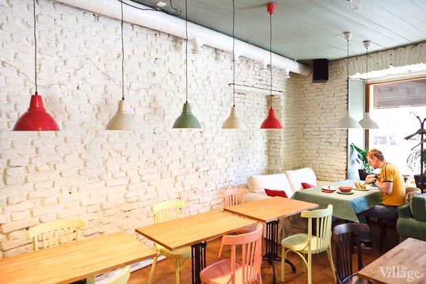 Новое место: Второе вегетарианское кафе «Рада и К». Изображение № 5.