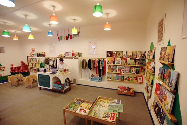 В Пушкине открылся детский книжный клуб. Изображение № 2.