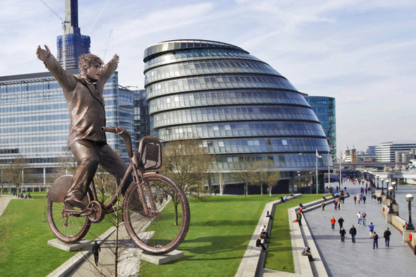 Иностранный опыт: Система общественного велопроката в Лондоне. Изображение № 6.