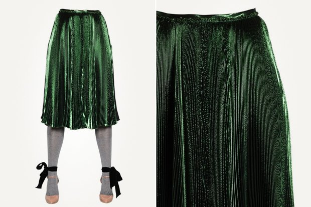 Где купить юбку наосень: 9вариантов от1500 рублей до82тысяч. Изображение № 9.