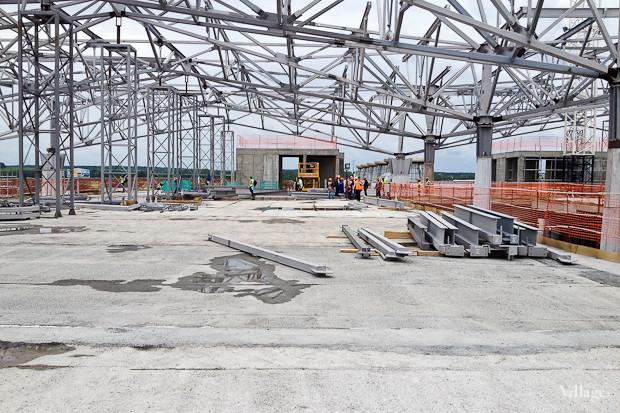 Фоторепортаж: Каким будет новый терминал Пулкова. Изображение № 33.