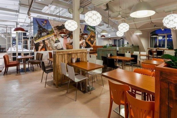 Создатели KwakInn открыли ресторан самообслуживания свидом наВасильевский остров . Изображение № 2.