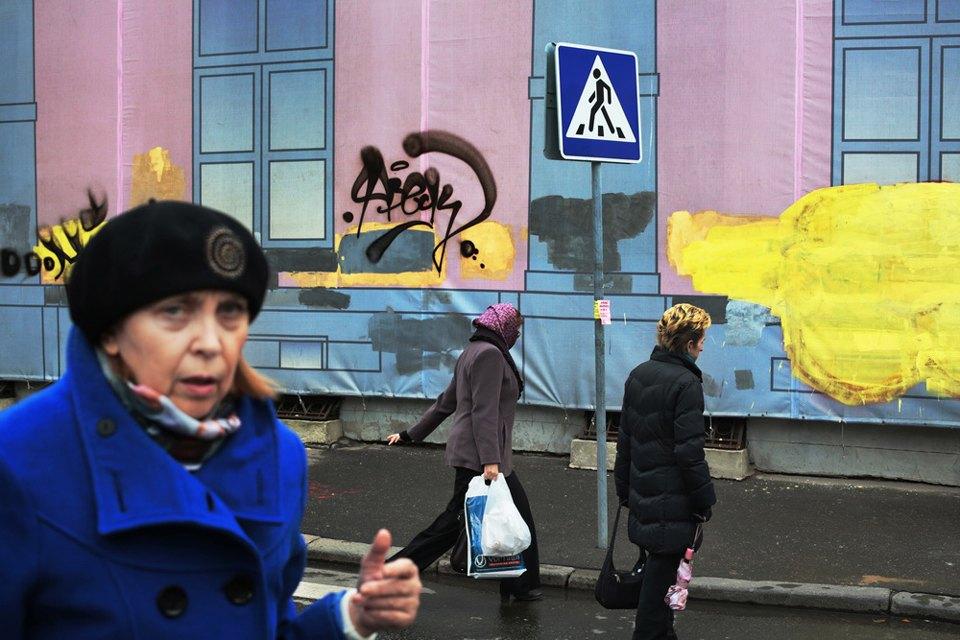 Камера наблюдения: Москва глазами Марии Плотниковой. Изображение №7.