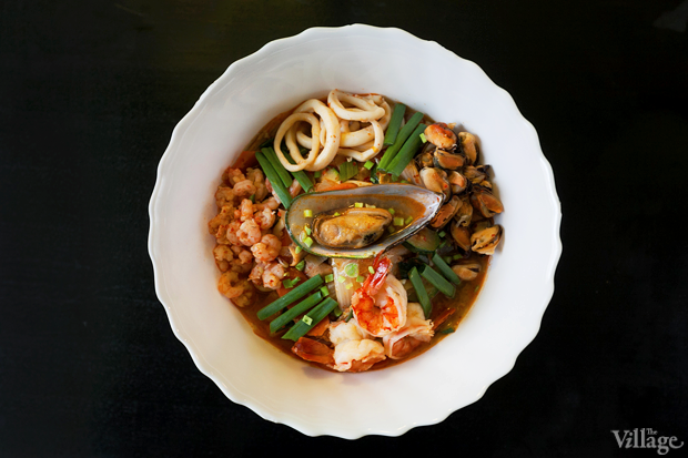 Корейский суп тямпон. Изображение № 3.