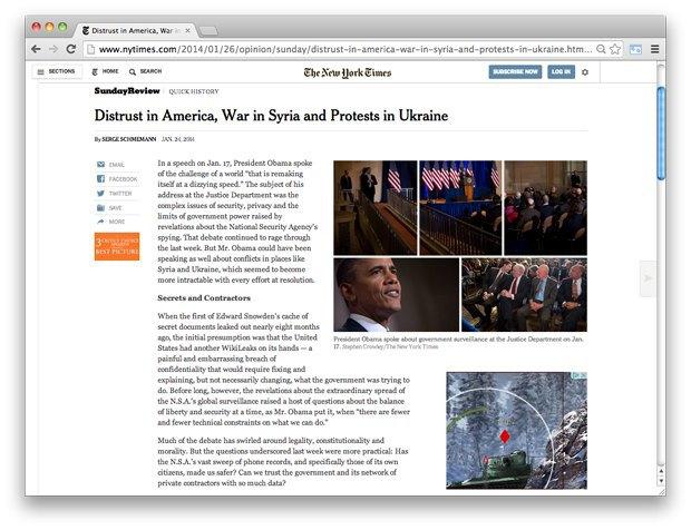 Взгляд со стороны: Западные СМИ — о событиях на Украине. Изображение № 8.