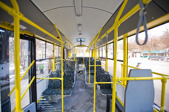 В Киеве запустили сто новых автобусов и троллейбусов. Изображение № 12.