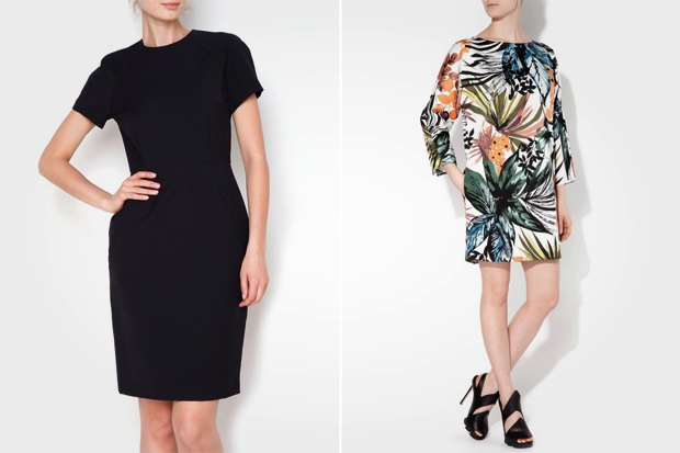 Платье Acne за 13440 рублей со скидкой 30 % и платье Ruban за 5880 рублей со скидкой 30 %. Изображение № 17.