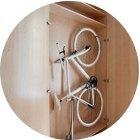Как преобразить квартиру при помощи встроенной мебели. Изображение № 10.