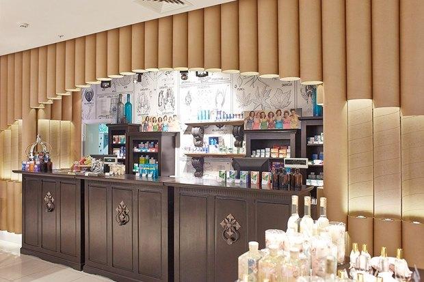 В «Галерее Москва» открылась «Аптека Cosmotheca». Изображение № 7.