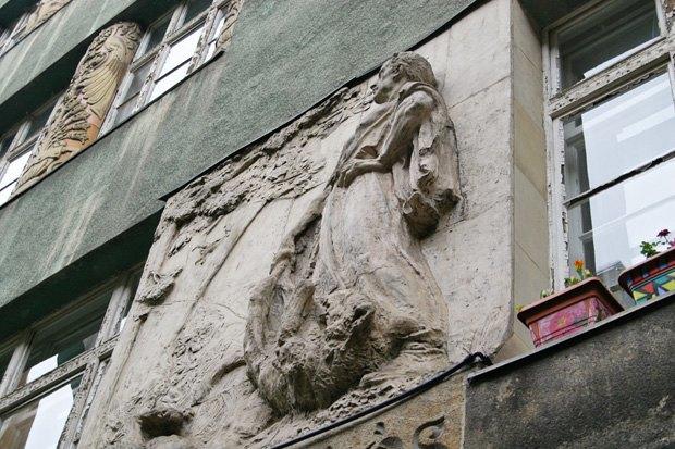 На все сто: Как в Будапеште отмечают столетие домов. Изображение № 6.