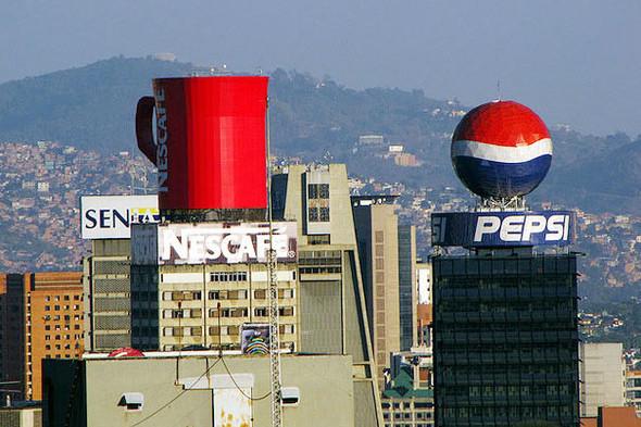 Nescafe и Pepsi. Изображение № 10.