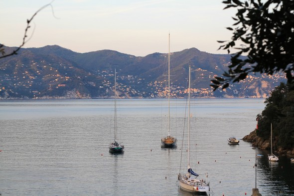 Виды из бухты Портофино. Изображение № 21.