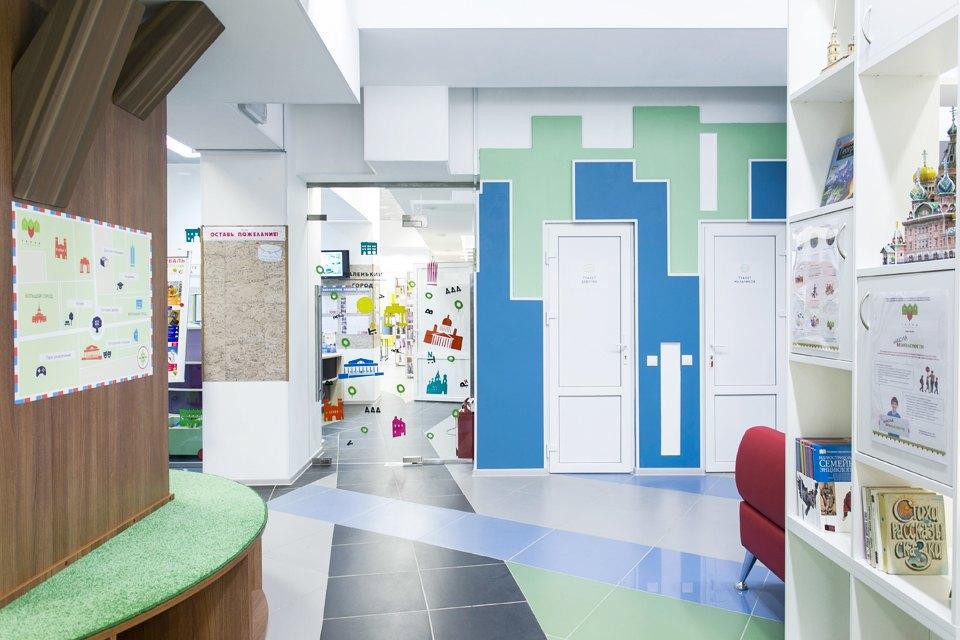 Как устроена детская библиотека нового типа. Изображение № 3.