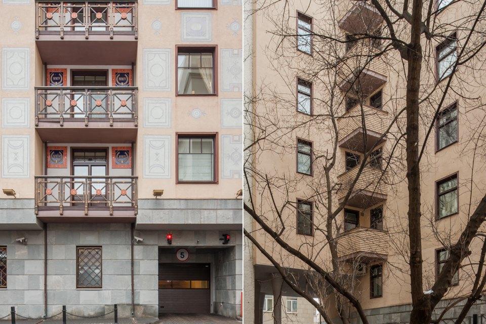 Нелужковский стиль: 5 удачных современных зданий вцентре Москвы. Изображение № 11.