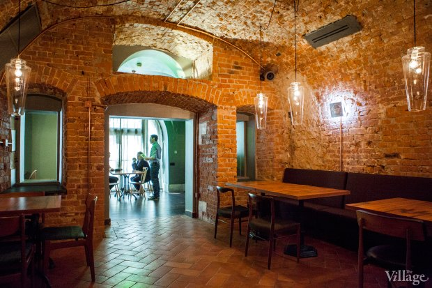 Новое место: Бар и ресторан George Best —закрылся. Изображение № 4.