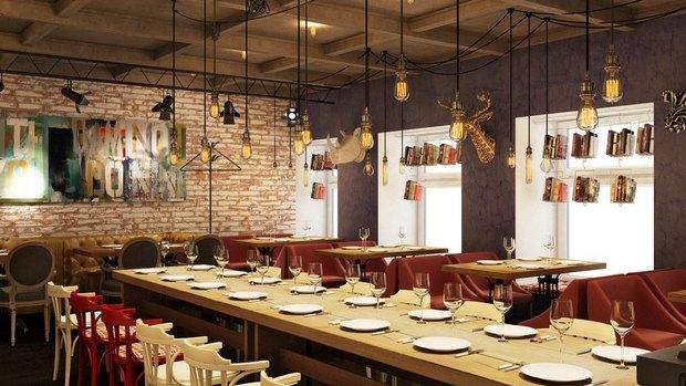 Рестораны «Две палочки» меняют формат. Изображение № 1.