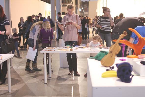 Риторический опрос: Посетители «Гаража» о современном искусстве. Изображение № 14.