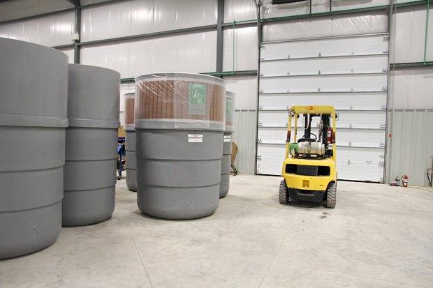 Идеи для города: Системы подземного сбора мусора. Изображение № 9.