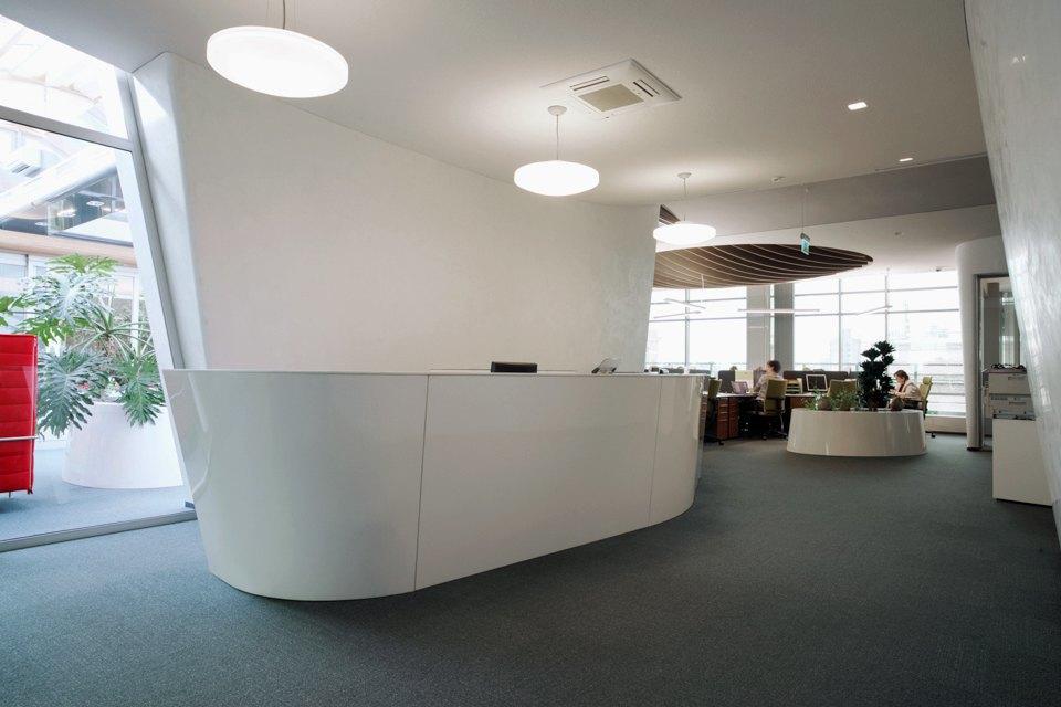 Офис логистической компании накрыше пентхауса. Изображение № 5.