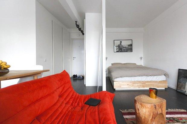 Как обустроить однокомнатную квартиру. Изображение № 6.