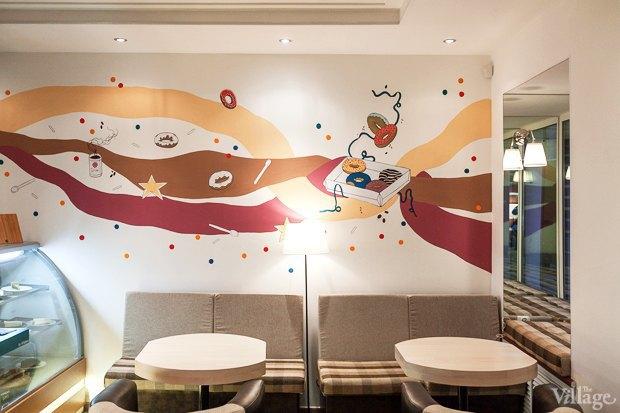Новое место: Кофейня «Лавка Глазурь» . Изображение № 2.