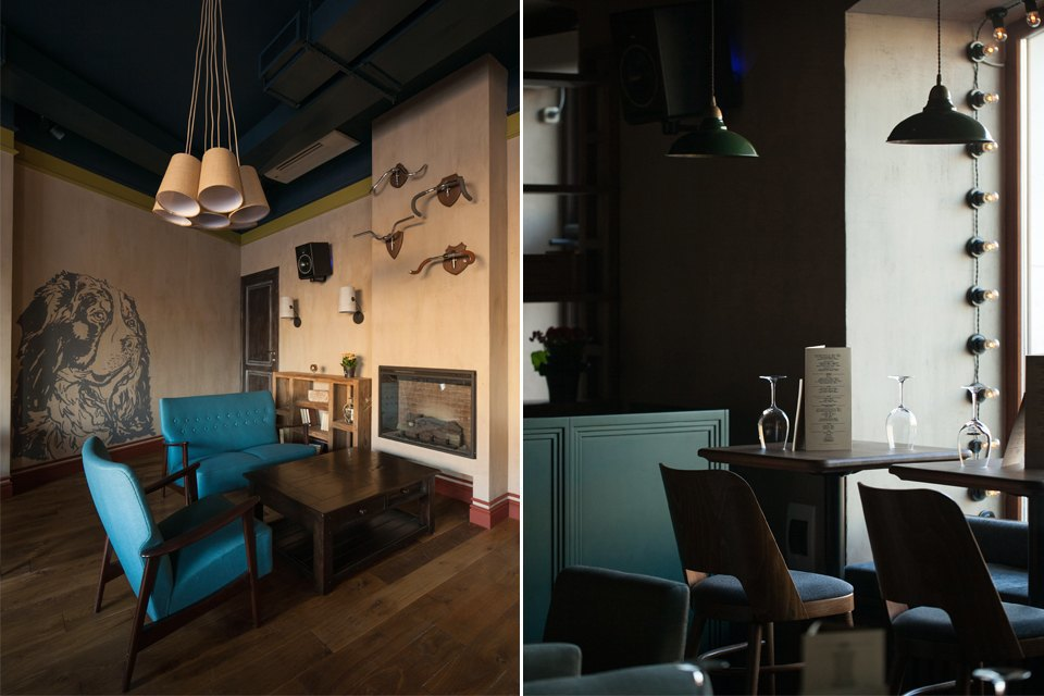 Ресторан-бар Room на Фонтанке. Изображение № 12.
