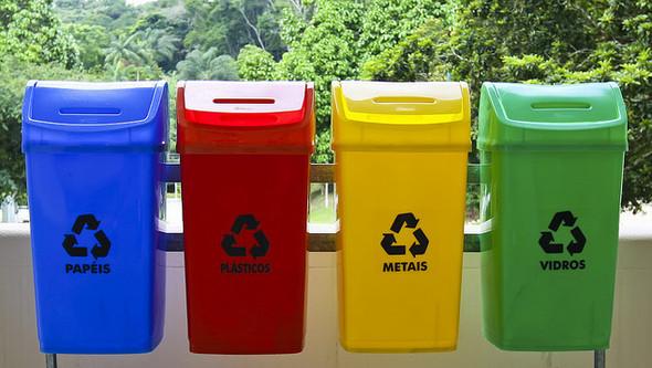 Раздельный сбор мусора внедряют на Харьковщине