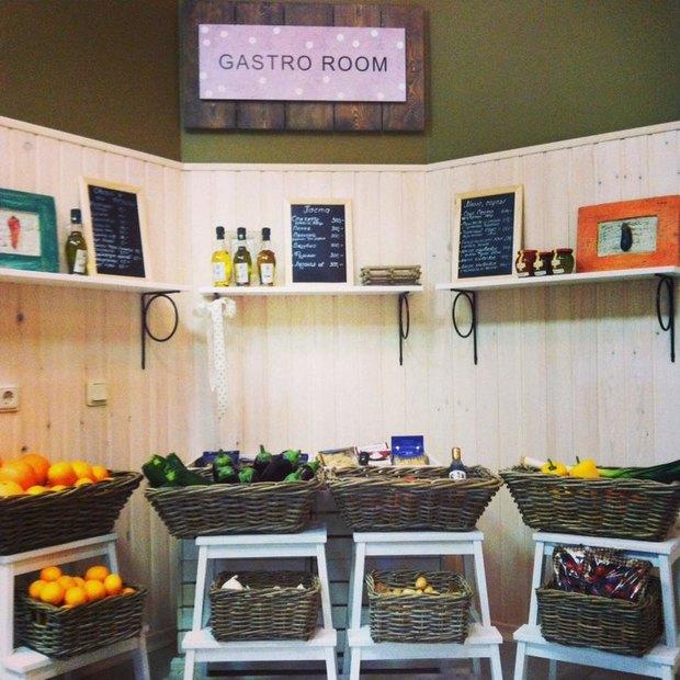 На Васильевском открылась лавка полуфабрикатов Gastro Room. Изображение № 1.
